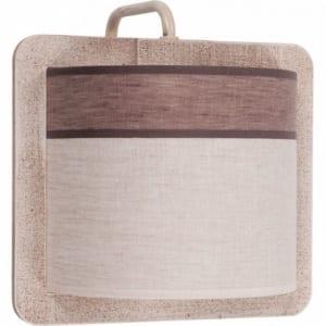 fali lámpa (wall lamp) SZYK beżowy / beige
